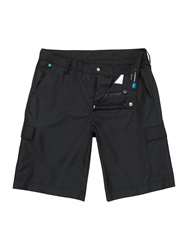 J Lindeberg Golf Lawrence Micro Twill Chino Shorts Black