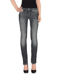 Richmond Denim Denim Denim Trousers Women Grey