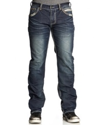 Affliction Ace Incline Straight Jeans Linden Wash