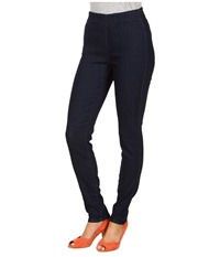 Miraclebody Jeans Pull On Jegging Indigo Women's Jeans Blue