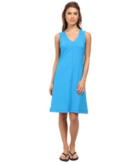 Kavu Eve Dress River Blue Women's Dress