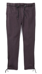Marc Jacobs Brushed Cotton Track Pants