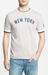 Men's Red Jacket 'Yankees Remote Control' T Shirt
