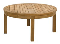 Barlow Tyrie Haven Teak Circular Conversation Table