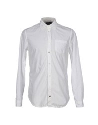 Rare Ra Re Shirts Shirts Men White