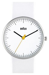 Women's Braun 'Classic' Strap Watch 31Mm