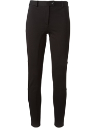 Moschino Cheap And Chic Skinny Trousers Black