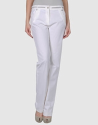 Antonio Berardi Casual Pants White