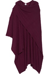 Madeleine Thompson Cable Knit Cashmere Wrap