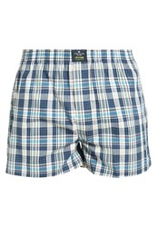Tom Tailor Cape Code Boxer Shorts Majolica Blue
