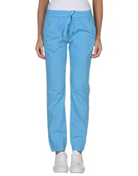 Dimensione Danza Trousers Casual Trousers Women Azure