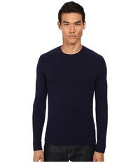 Theory Vetel.Cashmere 2 New Navy Men's Sweater
