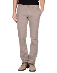 Massimo Rebecchi Casual Pants Grey