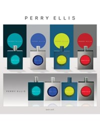 Perry Ellis Men's Coffret