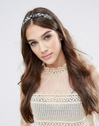 Asos Occasion Mermaid Headband Multi