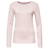 Tommy Hilfiger Jada Long Sleeve Jersey Top Coral Blush