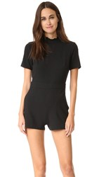 Club Monaco Philena Romper Black