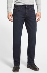 True Religion 'Ricky' Relaxed Straight Leg Jeans Rolling Water