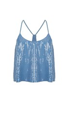 Tibi All Over Sequins Cami