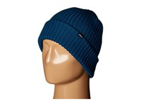 Obey Linden Beanie Moroccan Blue Beanies