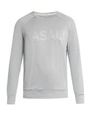 Casall M Pure Lightweight Performance Sweatshirt Grey
