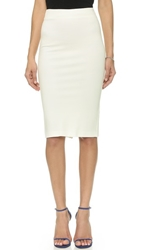 5Th And Mercer Pencil Skirt Ivory