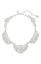 Women's Kate Spade New York 'Be Adorned' Crystal Statement Necklace
