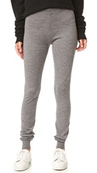 Designers Remix Aza Leggings Grey Melange