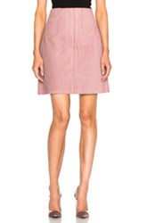 Mih Jeans M.I.H Coda Skirt In Pink