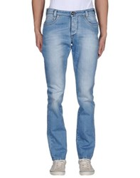 Betwoin Denim Denim Trousers Men