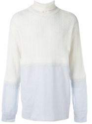 Soulland 'Eaton' Sweater White