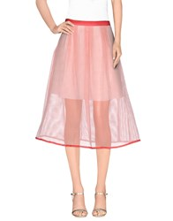 Dress Gallery Skirts 3 4 Length Skirts Women Pastel Pink