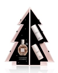 Viktor And Rolf Limited Edition Flowerbomb Tree Holiday Gift Set