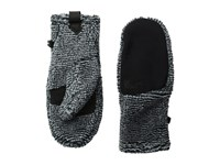 The North Face Denali Thermal Mitt Tnf Black Mid Grey Spruce Extreme Cold Weather Gloves