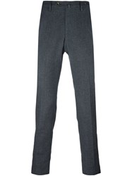 Pt01 Super Slim Fit Chino Trousers Grey