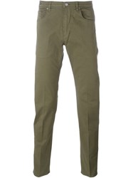 Pt05 Relaxed Fit Jeans Green