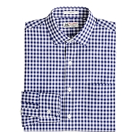 Thomas Mason For J.Crew Ludlow Shirt In Gingham Vintage Navy