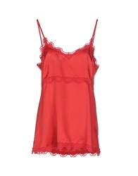 Just For You Topwear Tops Women Red