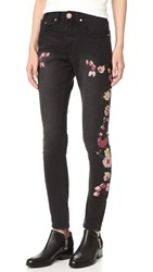 One Teaspoon Birds Of Paradise Scallywags Jeans Black Oak