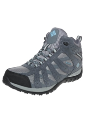 Columbia Redmond Mid Wp Walking Boots Grey
