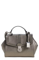 Catherine Catherine Malandrino 'Zoe' Crossbody Bag Grey Pewter