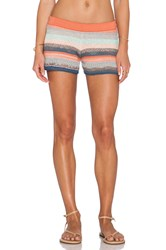 Goddis Cleo Short Orange