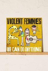 Urban Outfitters Violent Femmes We Can Do Anything 2Xlp Black