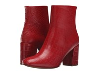 Paul Smith Sinah Lux Cocco Boot Red Women's Boots