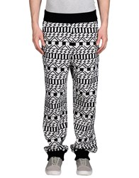 Rico Trousers Casual Trousers Men White