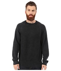 Obey Drifter Sweater Black Men's Sweater