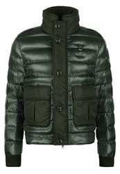 Blauer Down Jacket Verde Bottiglia Dark Green