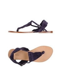 Niu' Thong Sandals Mauve