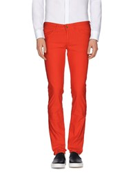 Take Two Trousers Casual Trousers Men Coral
