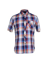 Element Shirts Blue